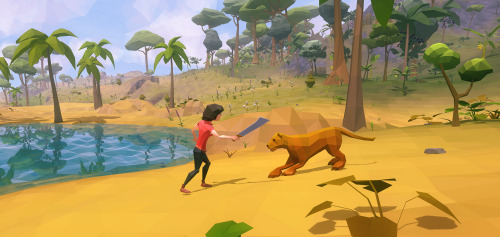 Ylands is a sandbox / survival game with a gorgeous, low poly style. It's still very early in development, but the description hints at an interesting mix of world-building, exploring, crafting - and just trying to stay alive. Looking forward to how...