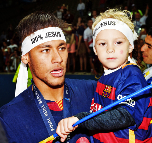 Neymar Childhood Story