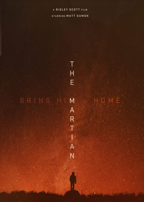Day 3 of 365 – The Martian Buy this Poster