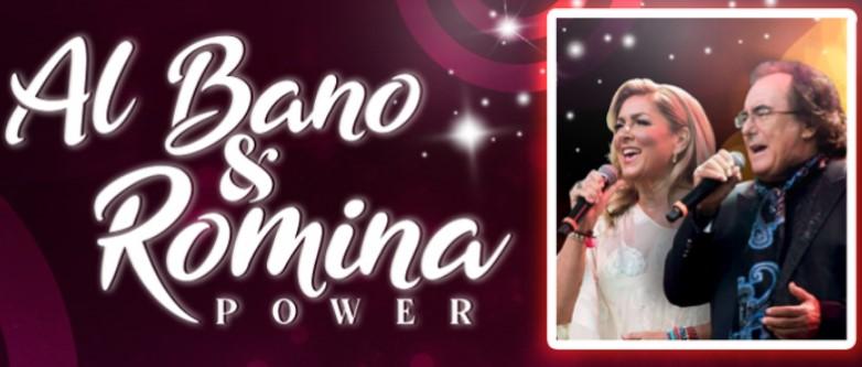 """Cuplul italian cel mai iubit de publicul internațional  """"Al Bano&Romina Power"""" își reia """"LIVE TOUR 2021"""", întrerupt în 2020 din cauza pademiei Covid -19."""