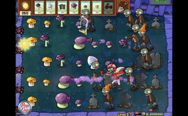 Plants Vs Zombies Now Available In The Mac App Store