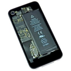 Iphone 4 Screw Layout Diagram Nissan Versa Radio Wiring Internal Blog Data Transparent Mod Now Available For 30 Macstories