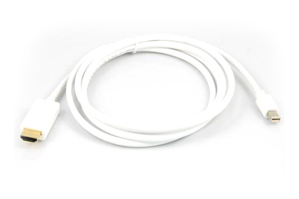 Male-to-Male Mini DisplayPort to HDMI Cables To Be Taken