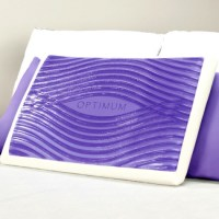 Optimum Memory Foam Bed Pillow with Optigel by Sealy