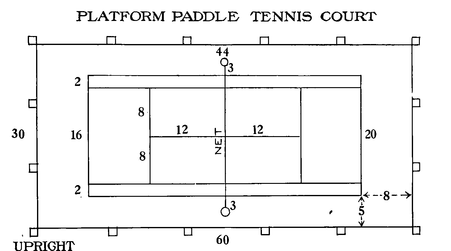 measurement of tennis court with diagram what is a mapping size and dimensions set platform museum hall fame