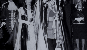 theroyalhistory: Prince Philip and the Hon  Angela Delevingne