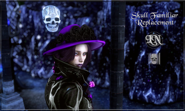 lunar-nelfean: ∙∙ Skull Familiar (Sims 4) ∙∙ ║... - Sims 4 Storytelling/CC/Mods round about Fantasy/Medieval &more