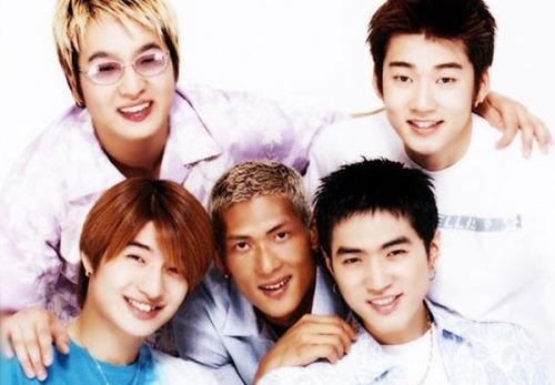 Resultado de imagem para g.o.d kpop