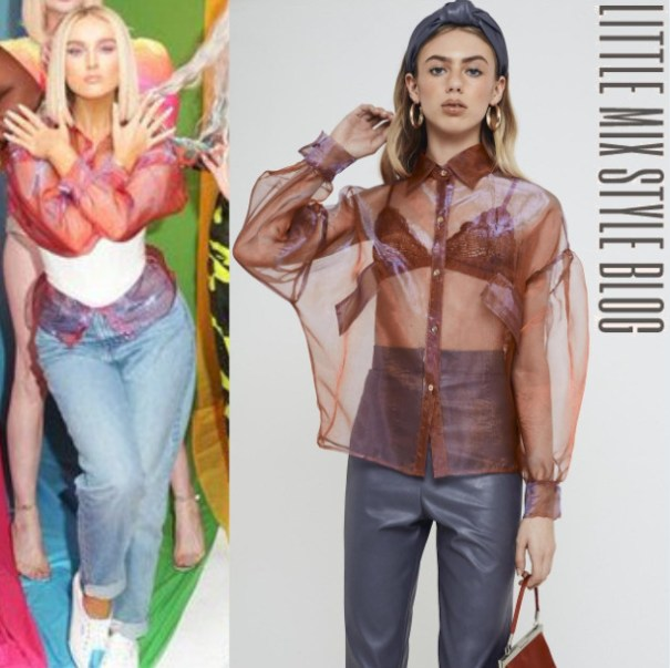 Perrie In Little Mix Vs Dirty Trix Bounce Back… – Little Mix