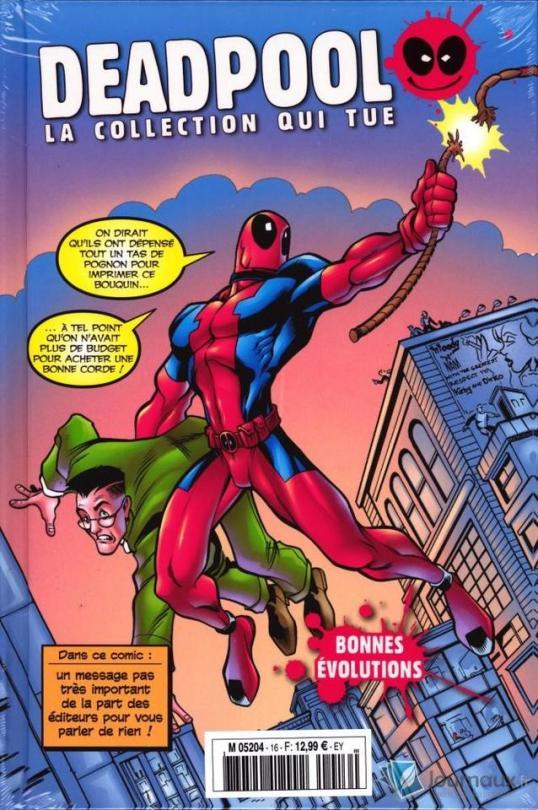 Deadpool La Collection Qui Tue : deadpool, collection, Deadpool,, Collection, (Hachette), Comics,, Forum, Comics, Monde, D'après.