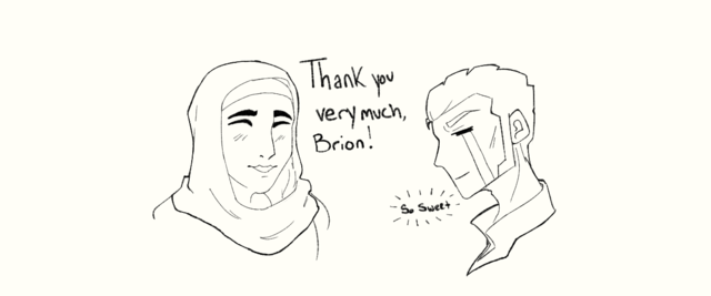 LilNib's Art — It's a sweet gesture but you know that boy