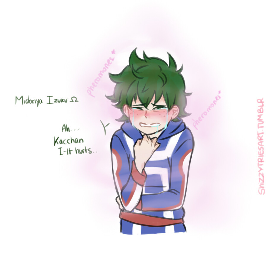 Deku X Reader Lemon