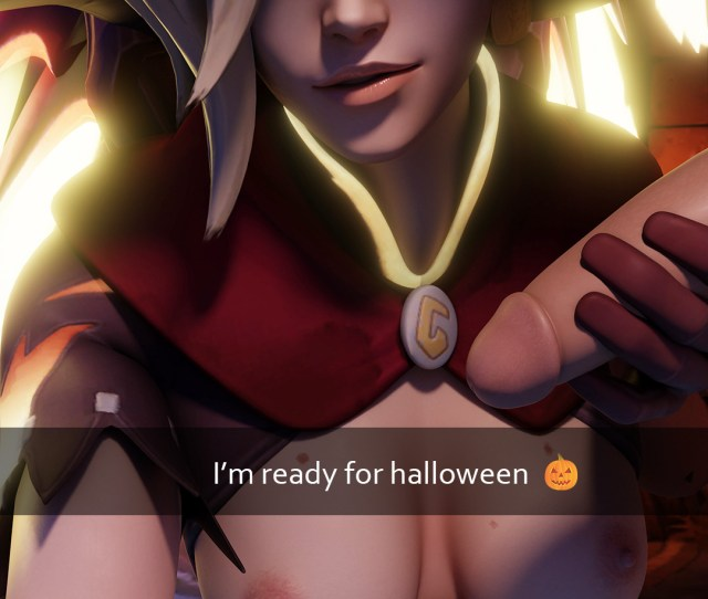 Bewyx Mercy Witch Sexy Selfiecute As Witch Download Links 1080p