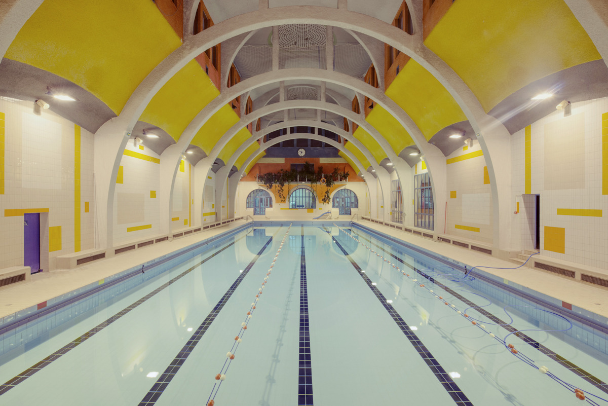 Piscine Pontoise Fitness We Explore The World Of Swimming Pools This Week Heard