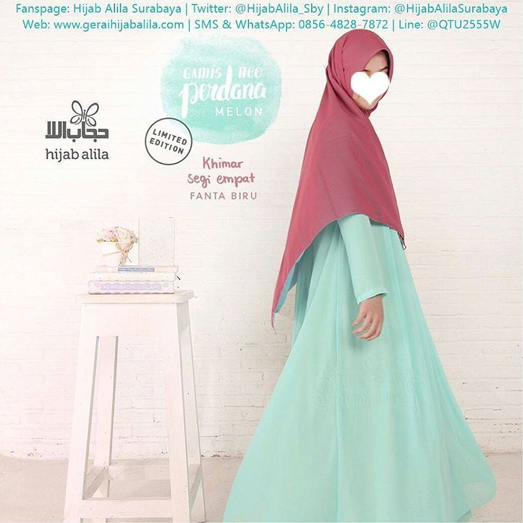 Hijab Alila Surabaya  Nusagates
