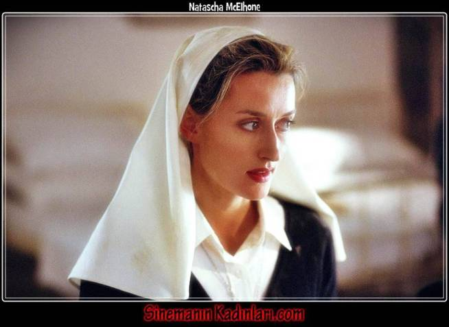 Ronin,Solaris,Revelations,Deirdre,Rheya,The Truman Show,Lauren,Sylvia,City of Ghosts,Sophie,Romeo and Juliet,Lady Capulet,Sister Josepha Montafiore,Californication,Karen van der Beek,Saints & Strangers,Elizabeth Hopkins,Natascha McElhone,1969,İngiltere