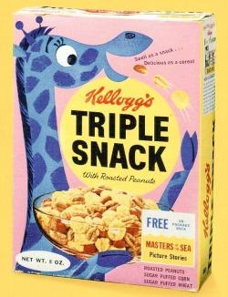 vintage cereal tumblr