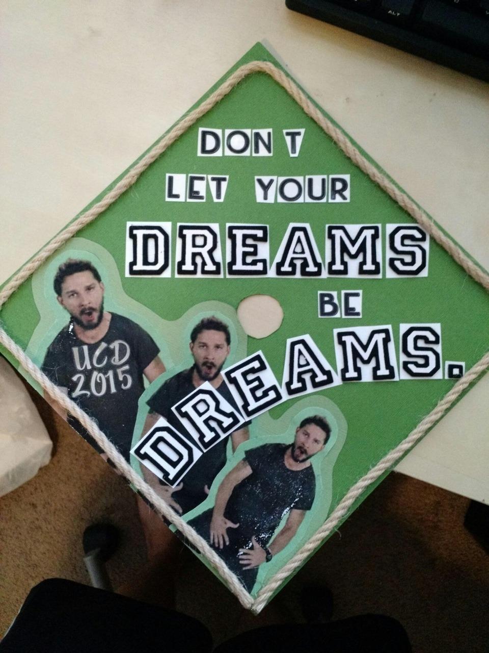 17 genius graduation cap