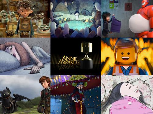 42th Annie Awards - Cinema Buff
