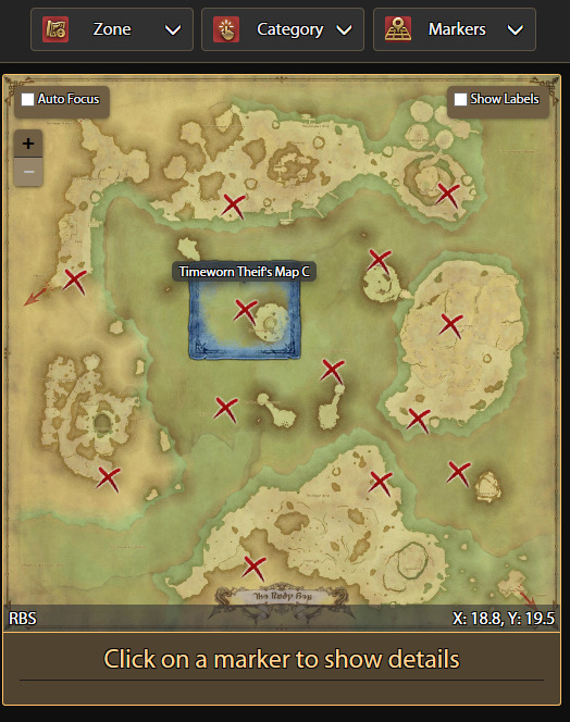 Ffxiv The Ruby Sea Aether Currents : ffxiv, aether, currents, Ffxiv, Zones, Level, Catalog, Online