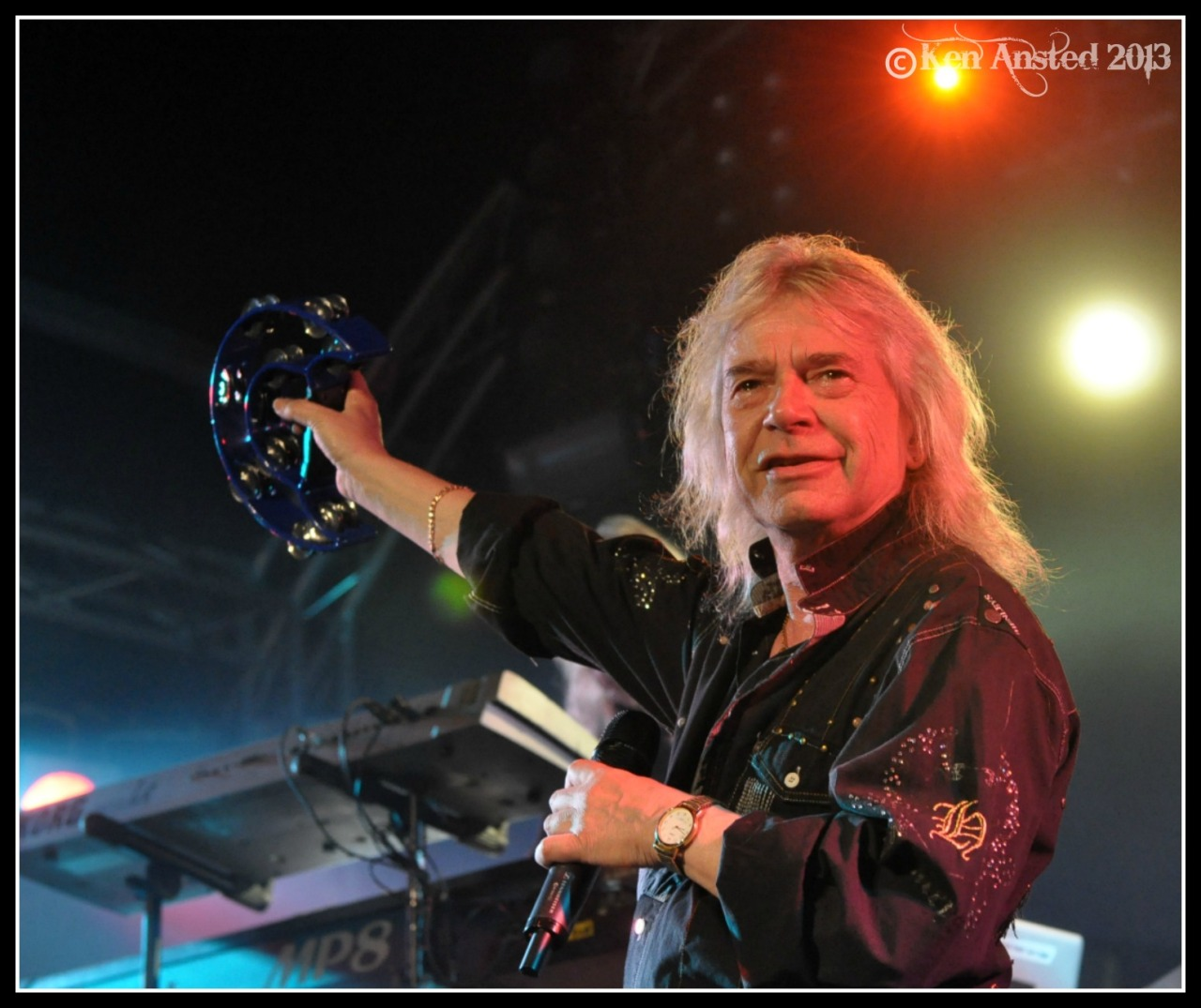 My Musical Journey — Bob Catley of Magnum at the Cambridge Rock...