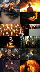 aesthetic fire witch male witches elemental modern wizard aesthetics magic collage inspiration ift character visitar picspam flickr aesthetica ars fantasy