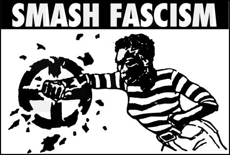 Image result for smash fascism