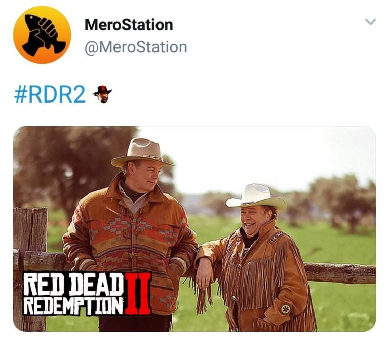 Red dead redemption 2 RDR2 para PC