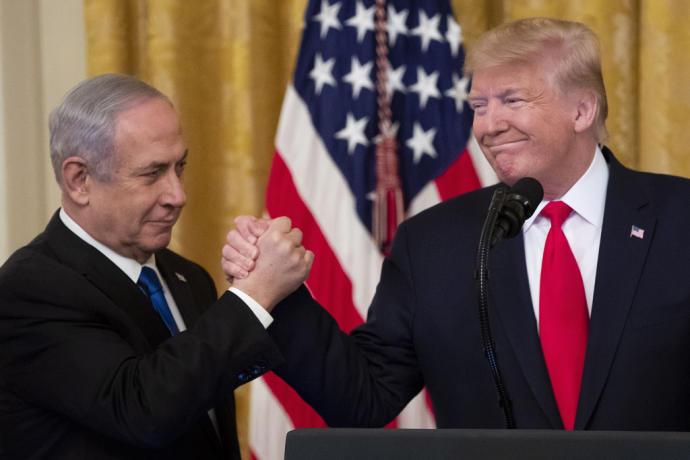Entonces, ¿quién convirtió a la Autoridad Palestina en un «estado policial»?