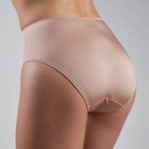 Fits true to size, fabric is not flimsy, lovely design.I have been buying this underwear for at... , Mon, 24 Feb 2020 19:15:59 +0000