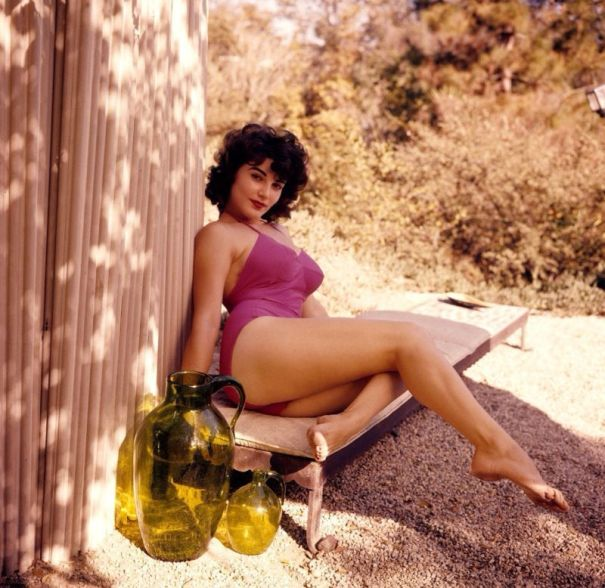 0c2dea5781a275 One of Playboy's early centerfolds: 35 stunning photos of Jean Jani in the  late 1950s.