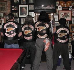 Outlaw Motorcycle Gangs In Nc