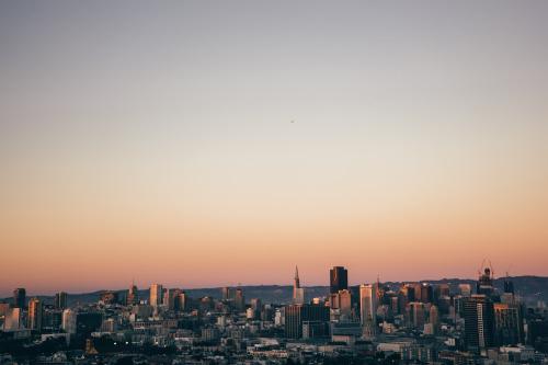 sf skyline tumblr