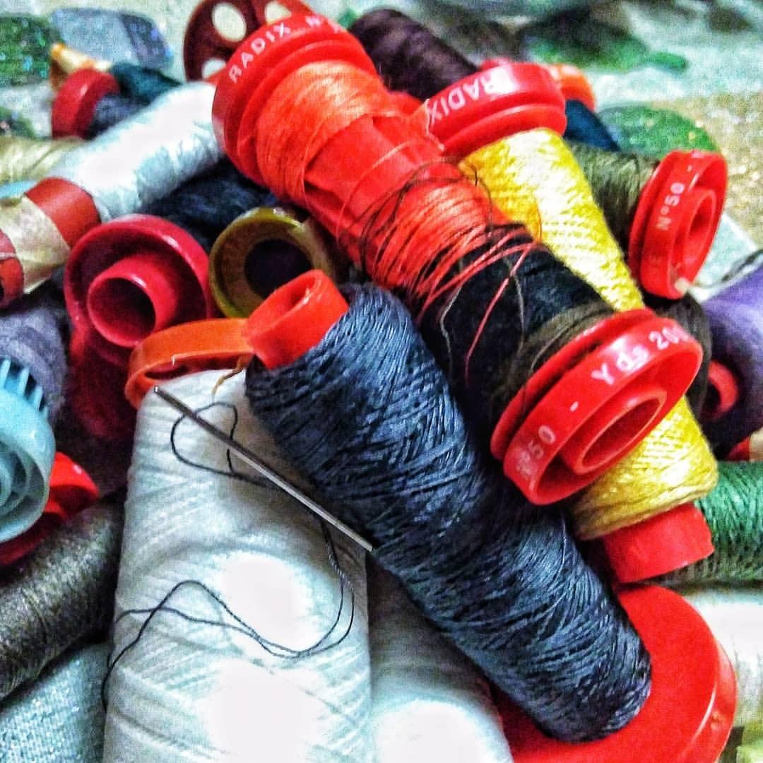 #lightwords #yarn #craft #sewing #handicraft #handmade #needlework #embroidery #motley #fabric #textile #wear #fashion #style...