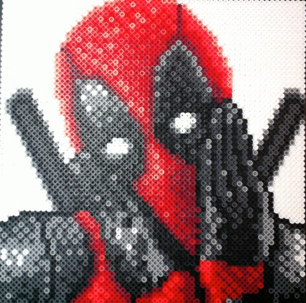 20 Deadpool Pixel Art Grid Pictures And Ideas On Meta Networks