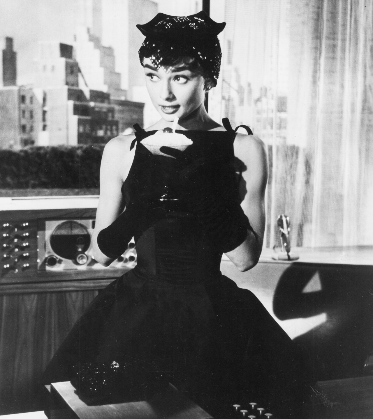 Givenchy Hepburn Afternoon Audrey Love