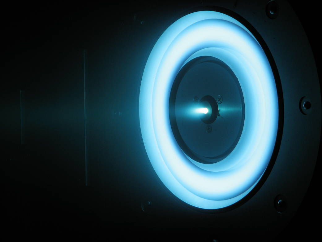 hight resolution of but what exactly is ion propulsion and how does an ion thruster work great question let s take a look