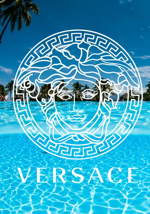 Versace Logo Wallpaper Black And Gold Versace Wallpapers