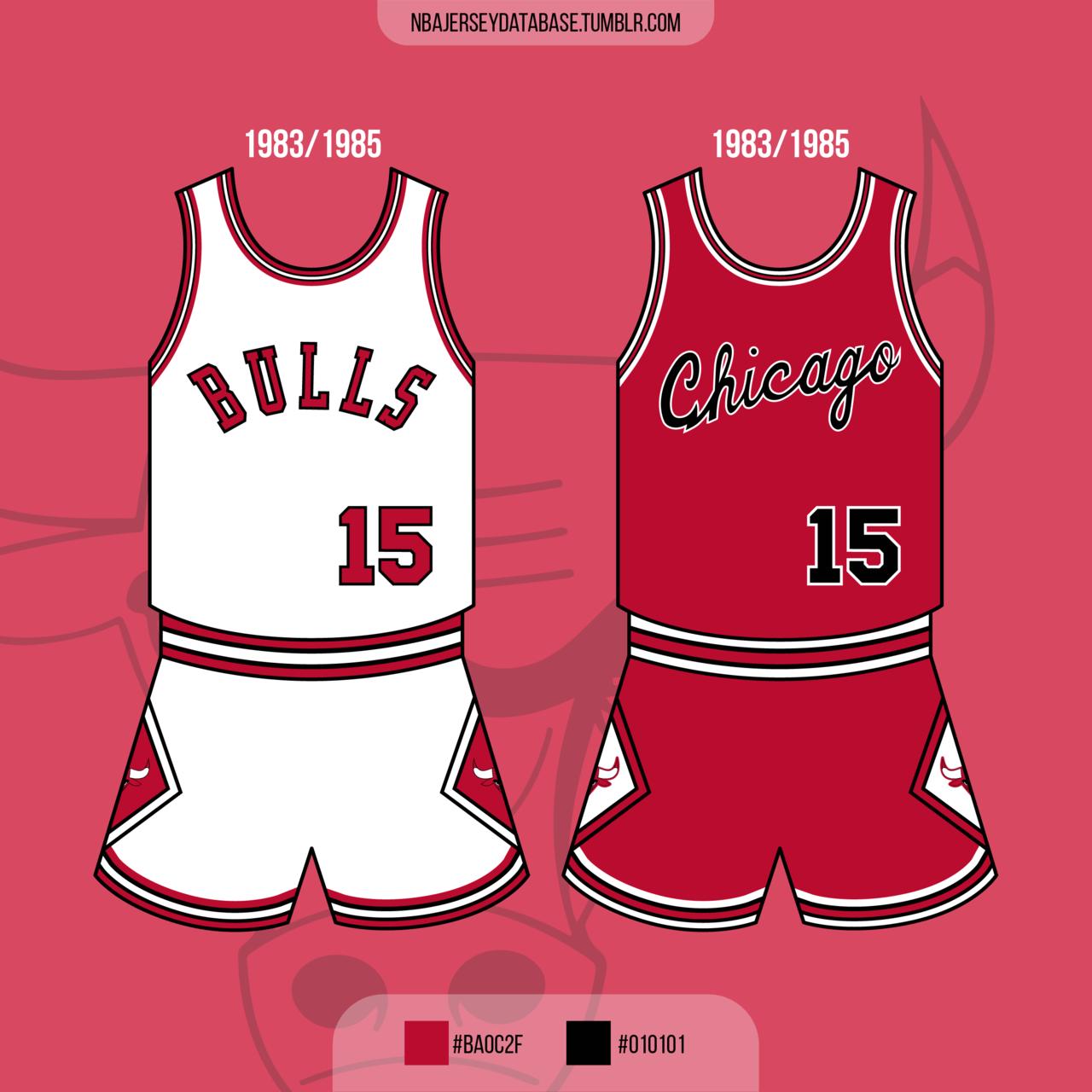 Chicago Bulls 1983-1985 Record: 65-99 (40%)