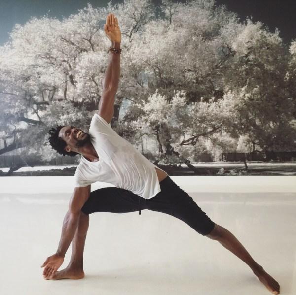 Bikram Yoga Students