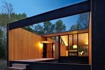 Urban Living Wisconsin Cabin Charlie Lazor Modern