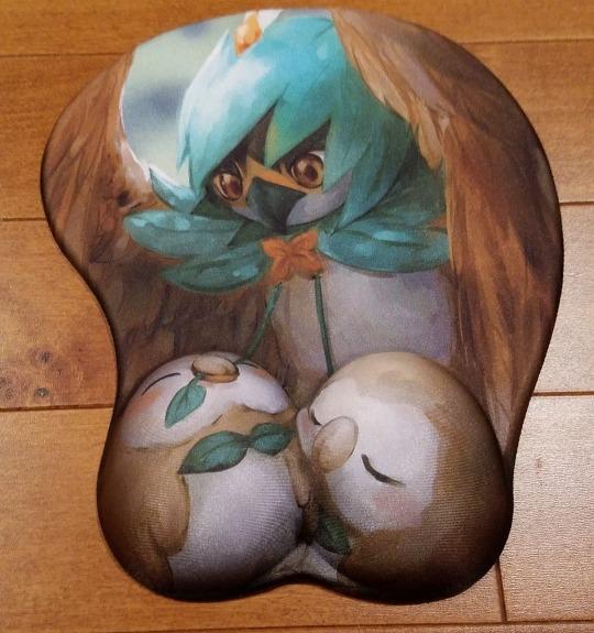 anime mousepad tumblr