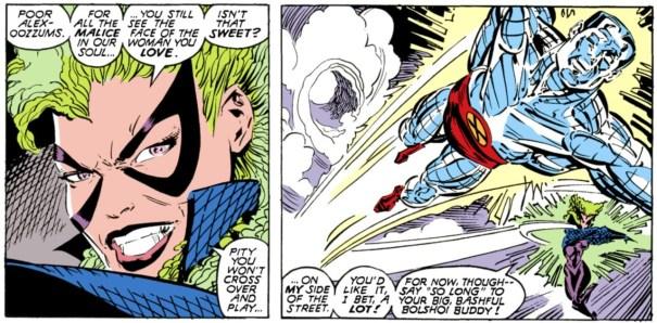 arclight – X-Men