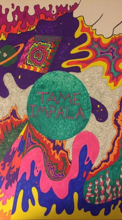 Falling In Love Hd Wallpapers Tame Impala Wallpaper Tumblr