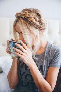 milkmaid braids | Tumblr