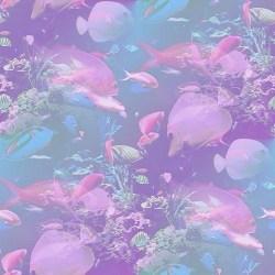 pastel aesthetic purple light