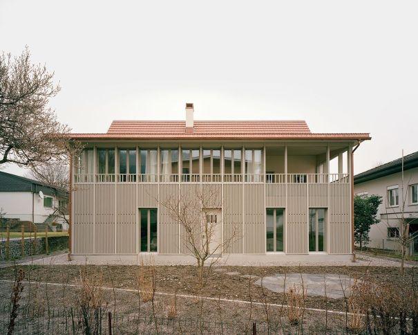 House Hunkeler / Seilerlinhart Architekten – Architecture