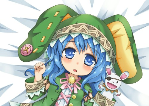 Cat Girl Anime Live Wallpaper Date A Live Yoshino Tumblr