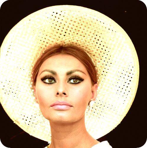 "fybombshells: "" Sophia Loren """