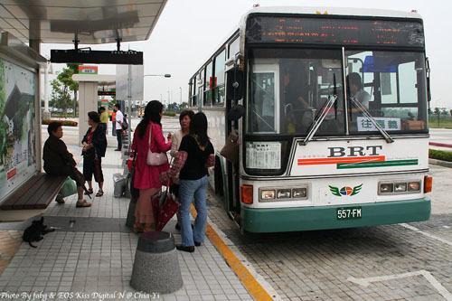 fabg的無名備份站 — 回歸線的新公車—嘉義BRT特寫